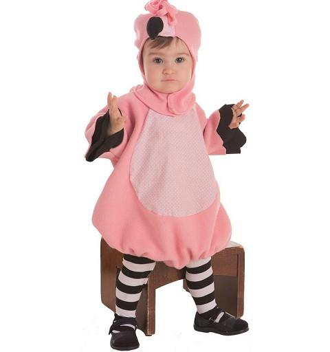 Disfraz de Flamingo para...