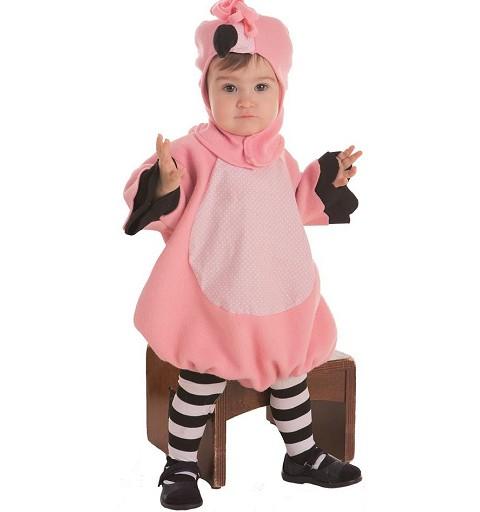 Disfraz de Flamingo para Bebé