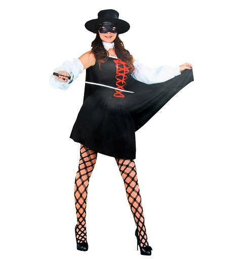 Disfraz de Heroina...