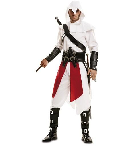 Disfraz de El Aesino Blanco...