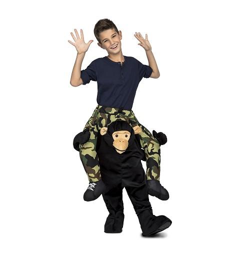 Disfraz a Hombros Mono para...