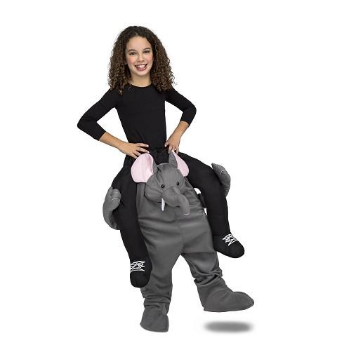 Disfraz a Hombros Elefante...