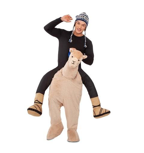 Disfraz a Hombros Alpaca...