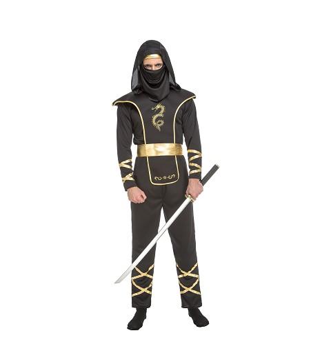 Disfraz de Ninja Negro para...