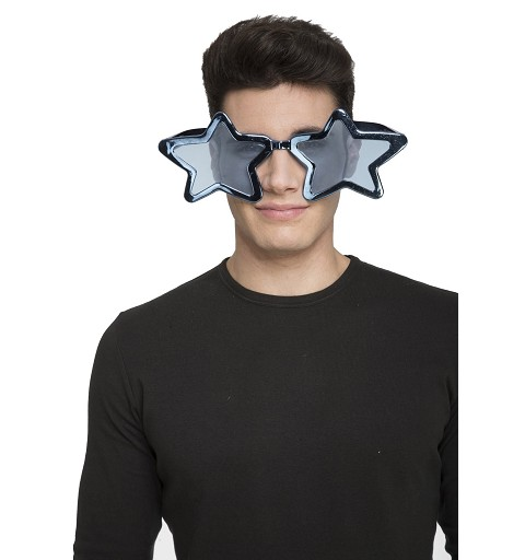 Gafas  Star de color  Azul