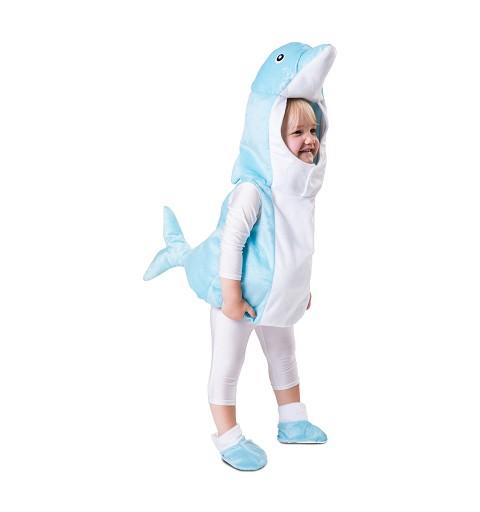 Disfraz de Delfín Infantil