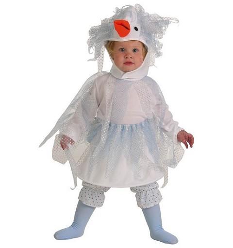 Disfraz de Cigueña Bebe  (0...