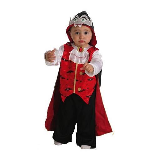 Disfraz Vampiro Bebe (0 a 12 meses)