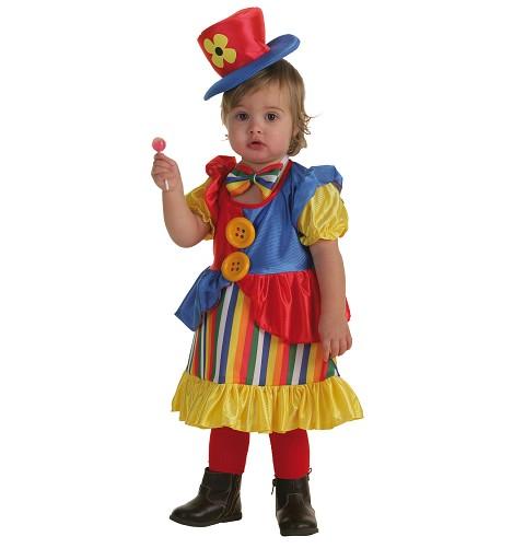 Disfraz Bebe Payaso Lolita (0 a 12 meses)