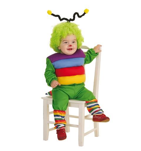 Disfraz Gusanito Bebe (0 a 12 meses)