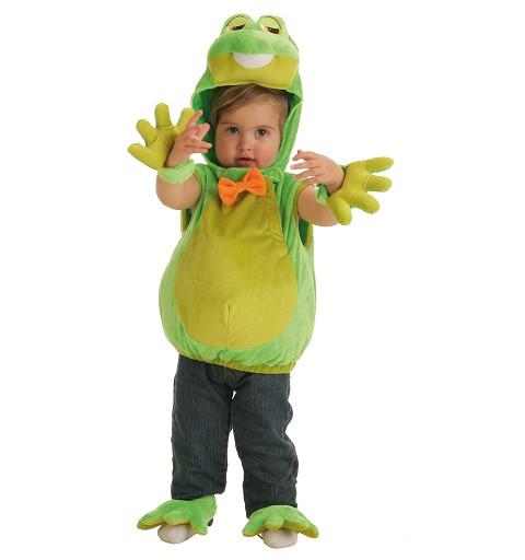 Disfraz de Ranita Bebe (0 a 12 meses)