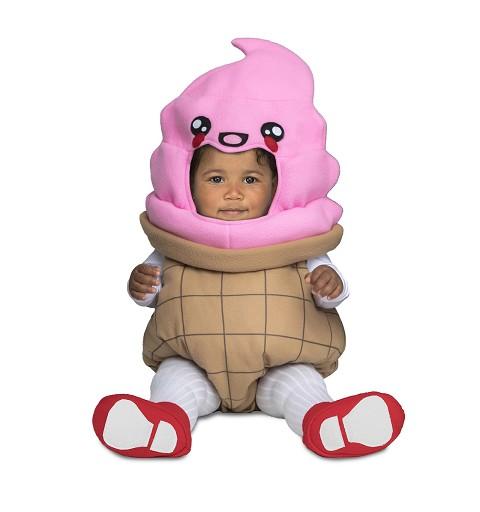 Disfraz de Helado para Bebé