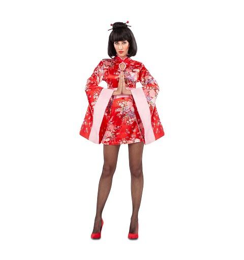 Disfraz de Geisha Atrevida...