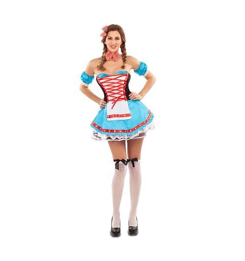Disfraz Sexy Octoberfest...