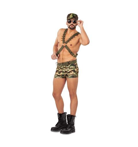 Disfraz de Soldado Sexy...