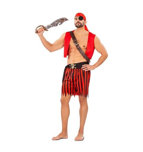 Disfraz de Pirata Sexy para...