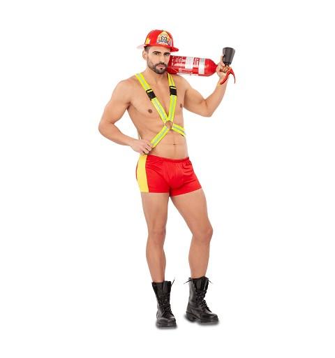 Disfraz de Bombero Sexy...