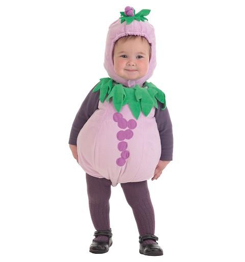 Disfraz Uva Bebe (0 a 12 meses)