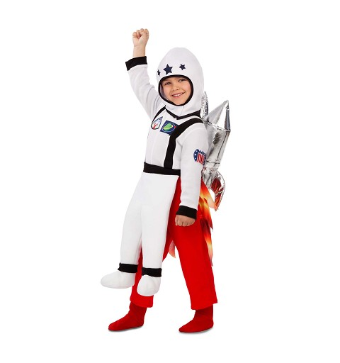 Disfraz de Astronauta...