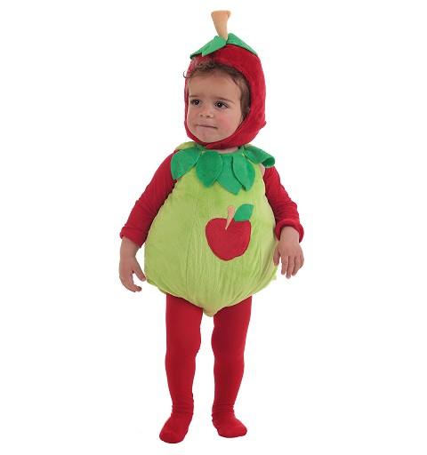 Disfraz Manzana Bebe (0 a 12 meses)