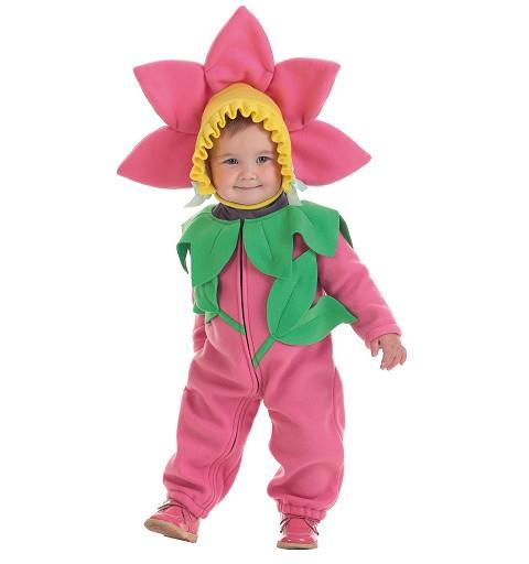 Disfraz Flor (6 a 12 meses)
