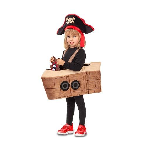 Disfraz Barco Pirata para...