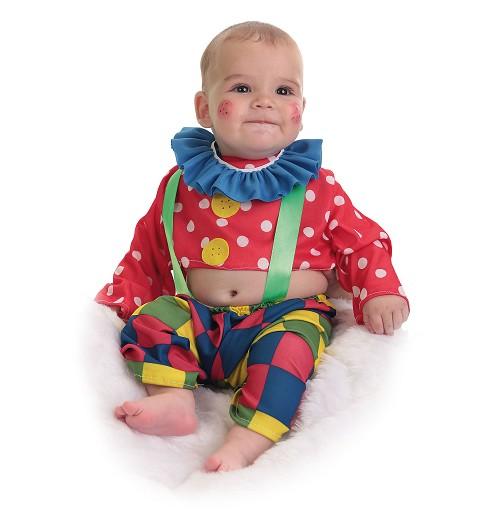 Disfraz Payaso Spotty Bebe (0 a 12 meses)