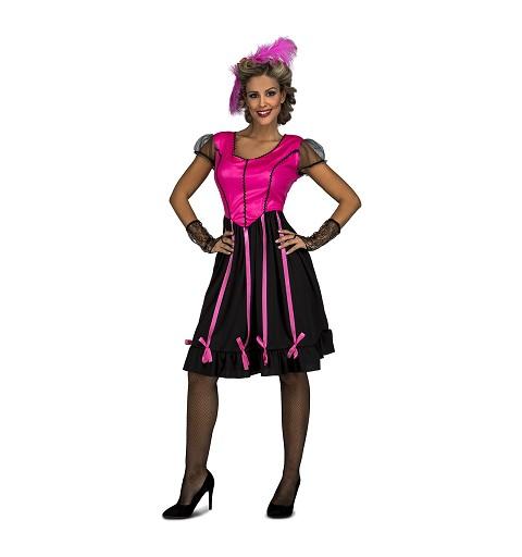 Disfraz de Señorita Saloon...