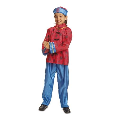 Disfraz de Chino para Niños