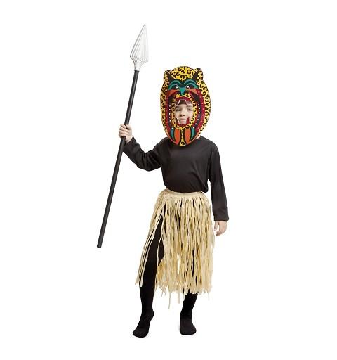 Disfraz de Zulu para Niños...