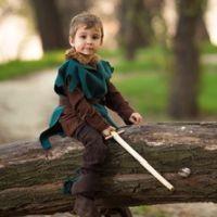Disfraces Medievales Niños