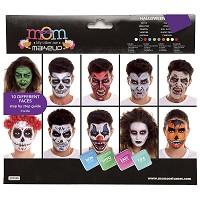 SET Caracterización Maquillaje