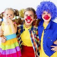 Disfraces Circo Payasos en Pareja