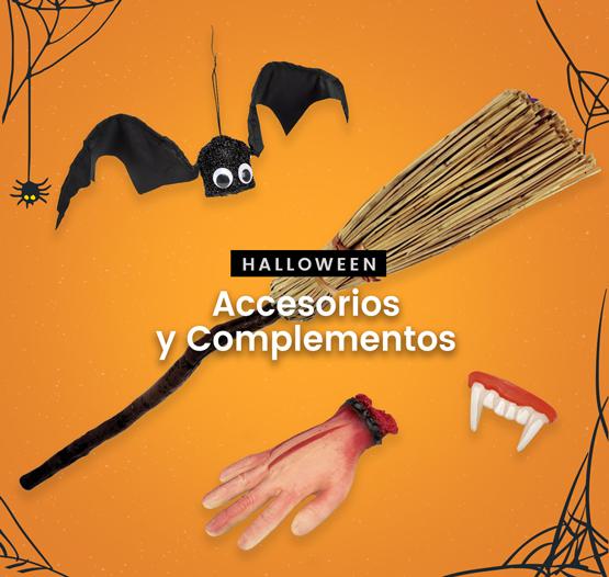 Accesorios y Complementos Halloween