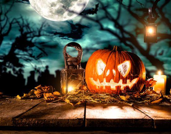 Artículos de Decoración para Halloween