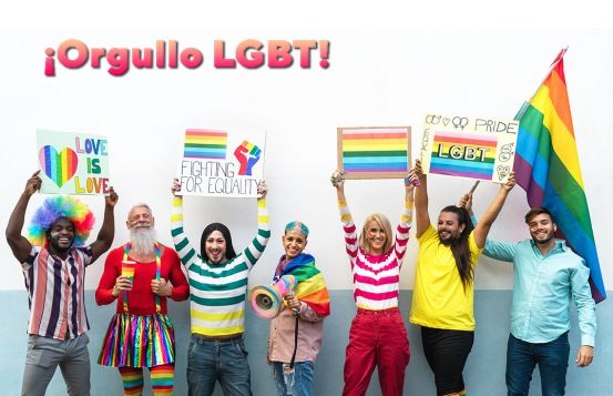 Complementos y Disfraces Día del Orgullo Gay