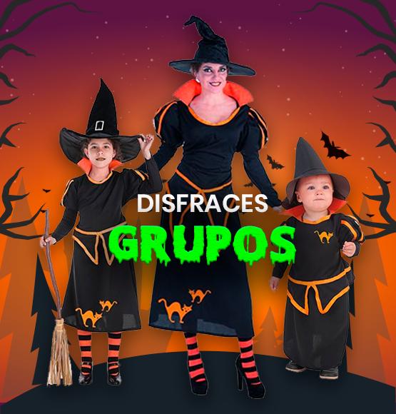 Disfraces Halloween para Grupos