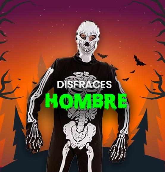 Disfraces Halloween para Hombre